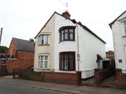 2 Bedrooms Semi Detached House for sale in Knighton Lane, Leicester, Leicestershire