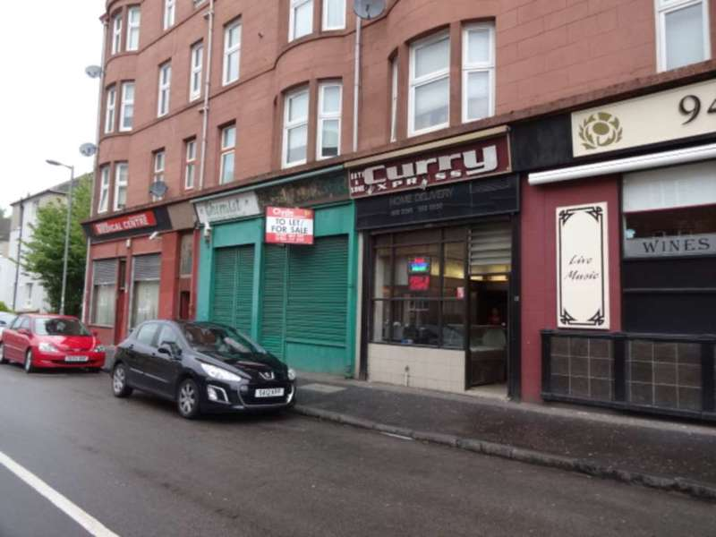 Commercial Property for rent in Tullis Street, Glasgow