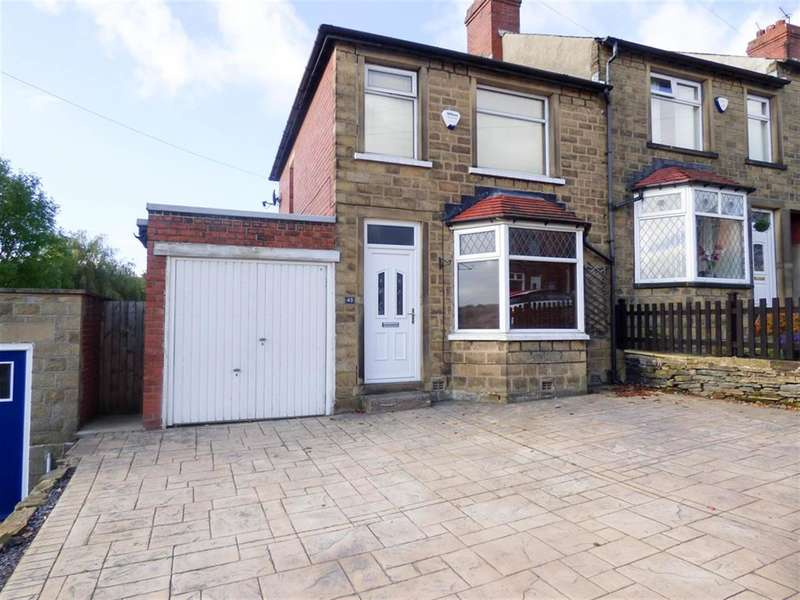 2 Bedrooms End Of Terrace House for sale in Coniston Avenue, Dalton, Huddersfield, HD5 9EE