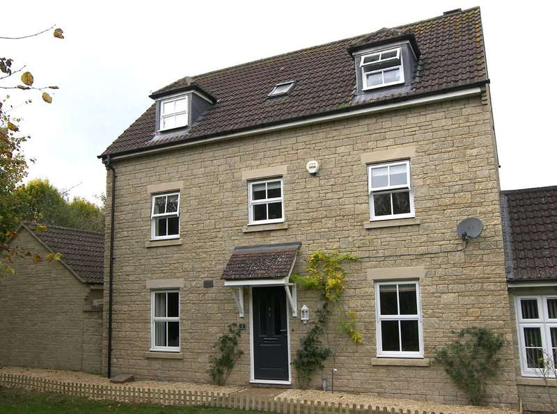 5 Bedrooms Detached House for sale in Willow Crescent, Corsham