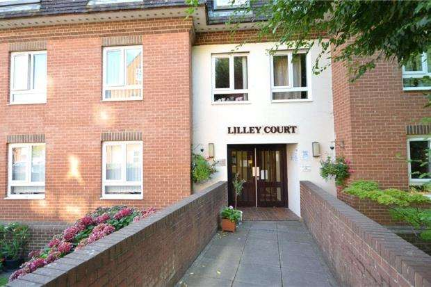 1 Bedroom Retirement Property for sale in Lilley Court, Heath Hill Road South, Crowthorne
