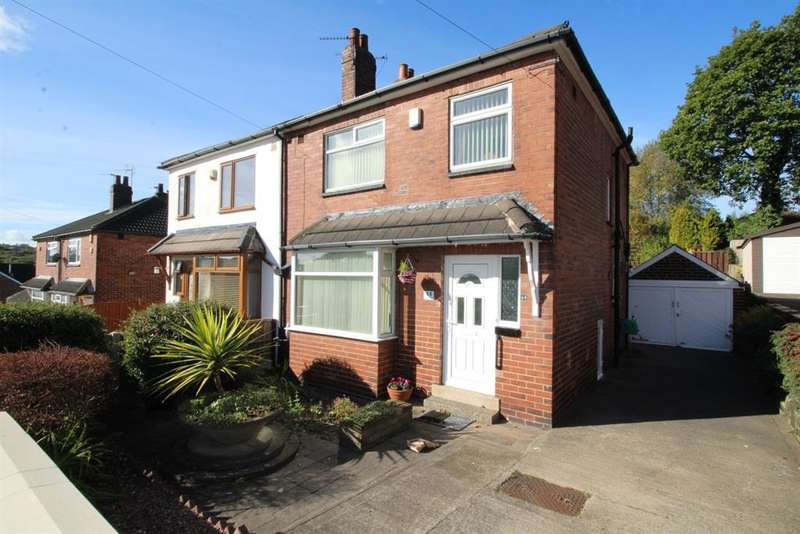 3 Bedrooms Semi Detached House for sale in Woodhall Drive, Kirkstall, Leeds, LS5