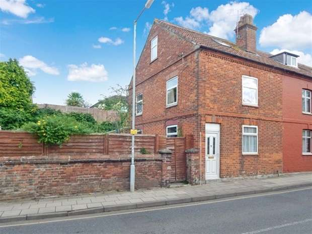 3 Bedrooms Terraced House for sale in Station Road, Castle Cary