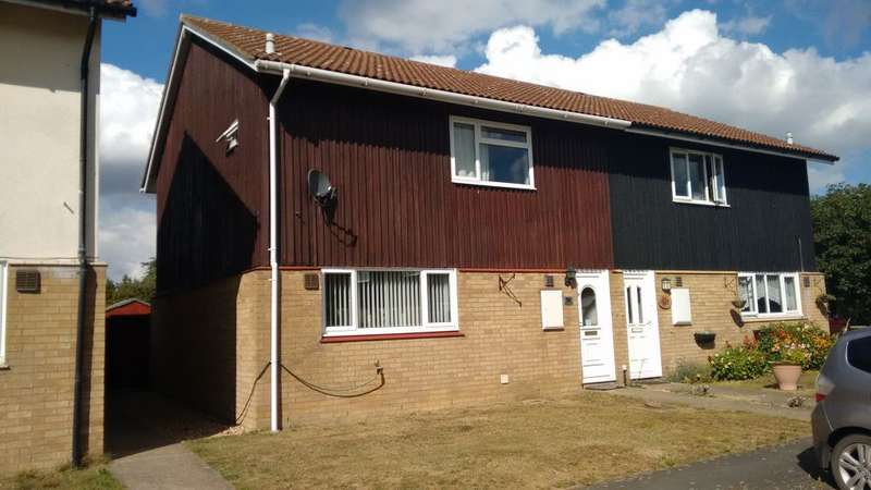 3 Bedrooms Semi Detached House for sale in Redwald Road, Rendlesham, Woodbridge, IP12