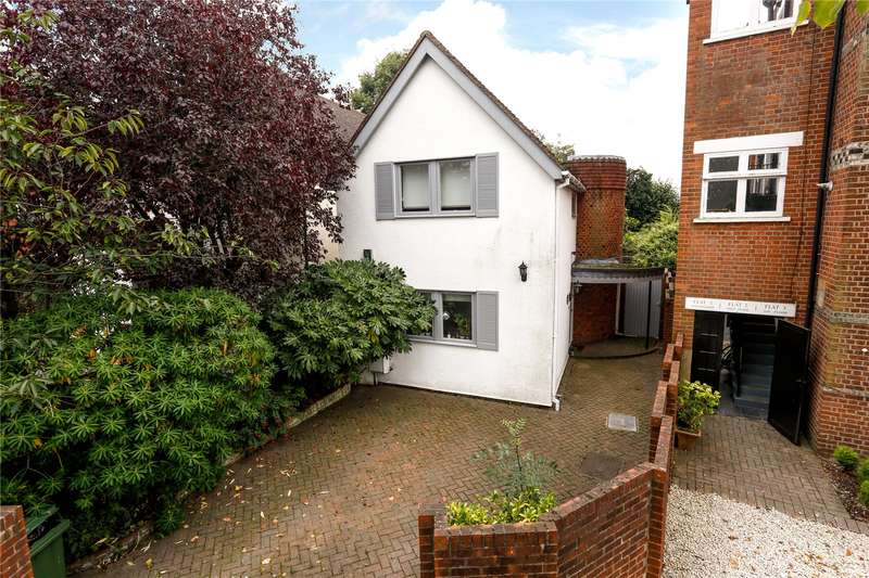 2 Bedrooms Detached House for sale in Copse Hill, London, SW20