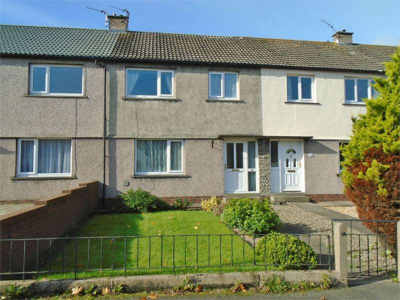 3 Bedrooms Terraced House for sale in CA7 9RD Park Road, Wigton, Cumbria