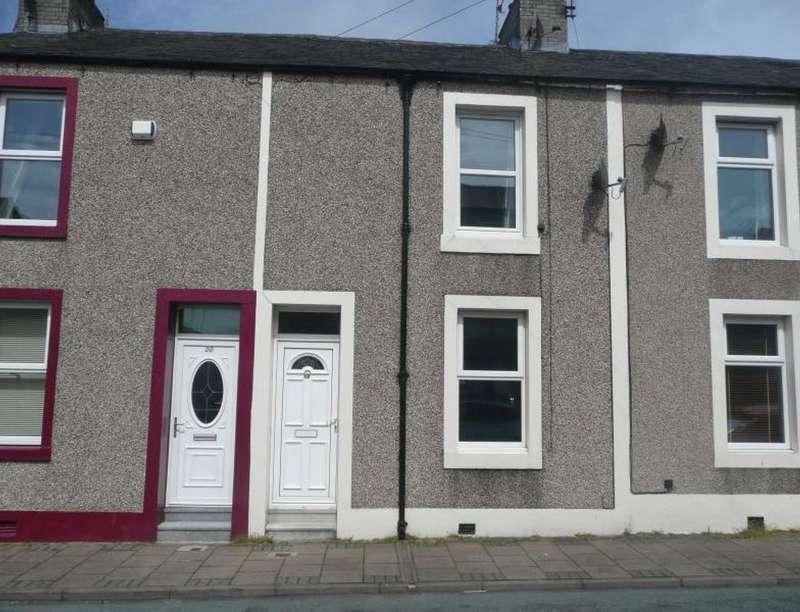 2 Bedrooms Property for rent in Devonshire Street, Workington, CA14