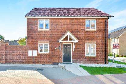 3 Bedrooms Detached House for sale in Brockhurst Close, Kents Hill, Milton Keynes