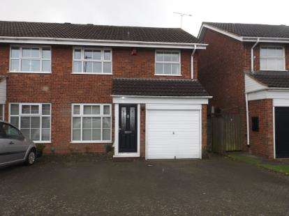 3 Bedrooms Semi Detached House for sale in Lomas Drive, Northfield, Birmingham, West Midlands