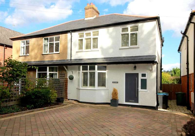 3 Bedrooms Semi Detached House for sale in 3 BED CHARACTER SEMI CUL DE SAC/APPROX 70` GARDEN IN Cemmaes Meadow, BOXMOOR