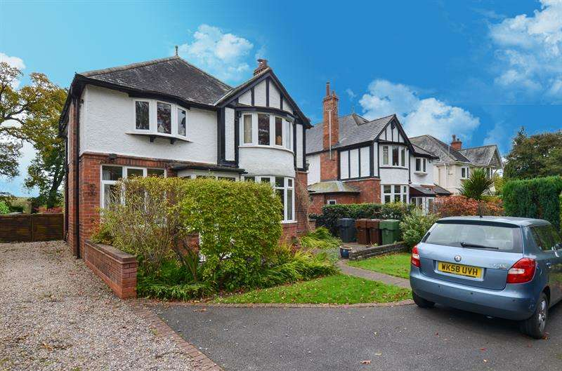 4 Bedrooms Detached House for sale in Kendal End Road, Cofton Hackett, Birmingham