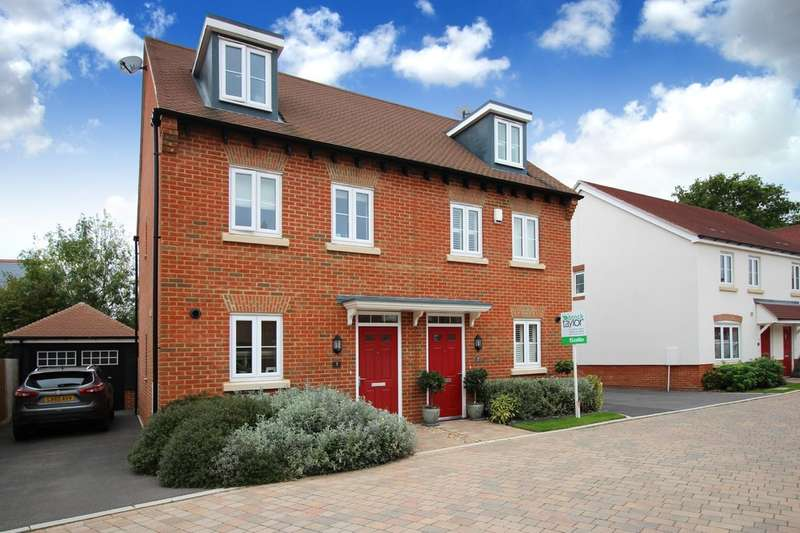 3 Bedrooms Town House for sale in Wells Croft, Wickhurst Green
