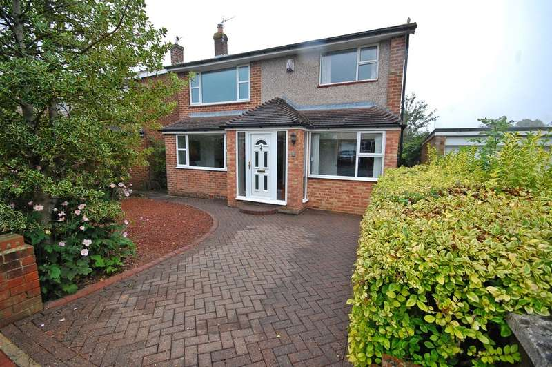 4 Bedrooms Detached House for sale in Bamburgh Road, Newton Hall, Durham