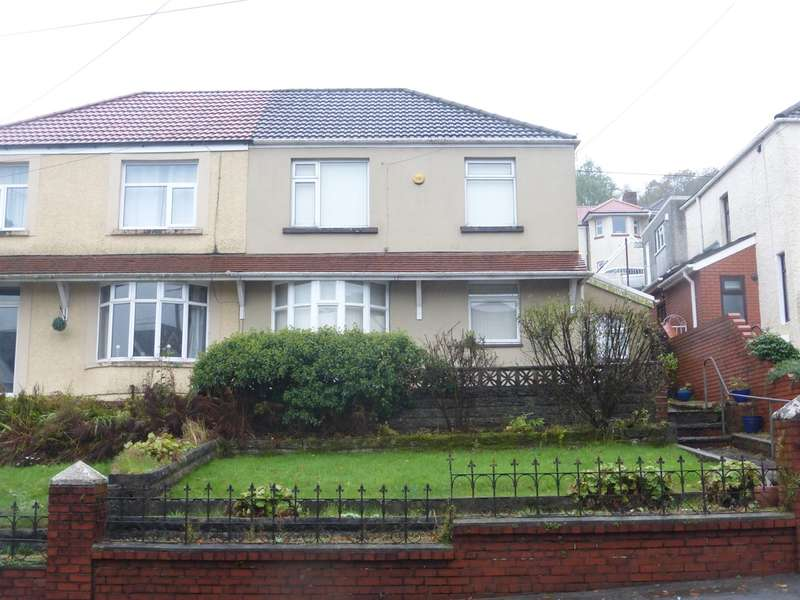 3 Bedrooms Semi Detached House for sale in Neath Road, Maesteg