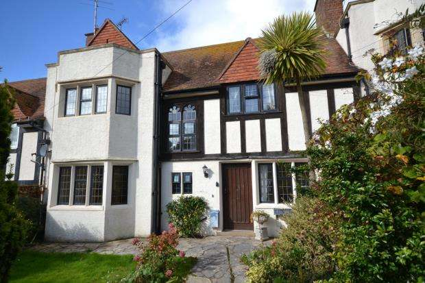 4 Bedrooms Terraced House for sale in The Lawn, Budleigh Salterton, Devon