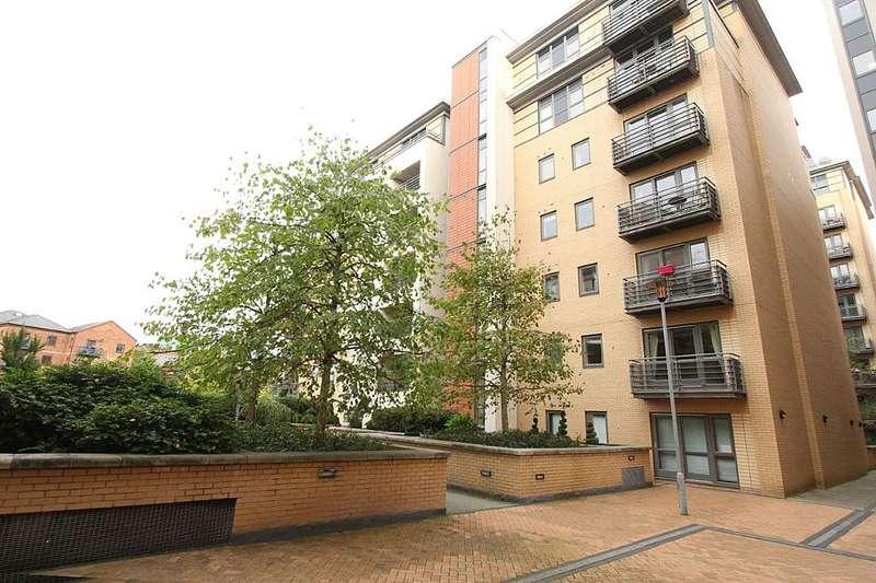 2 Bedrooms Apartment Flat for sale in Regents Quay, 6 Bowman Lane, Hunslet, Leeds, West Yorkshire, LS10 1HF