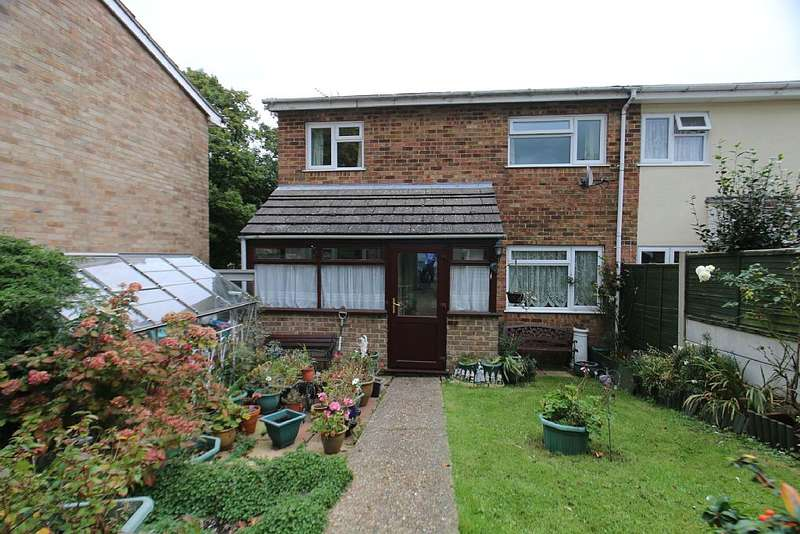 3 Bedrooms End Of Terrace House for sale in Valiant Road, Lordswood, Chatham, Kent, ME5 8RX