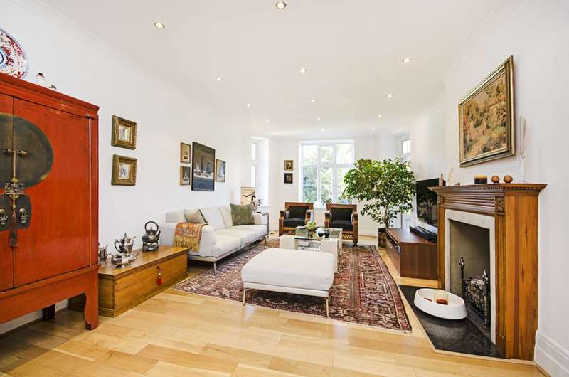 4 Bedrooms Flat for sale in Maida Vale, Maida Vale, W9