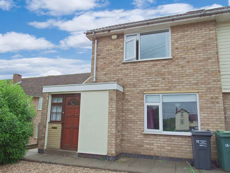 1 Bedroom Maisonette Flat for sale in Marsh Road, Mountsorrel LE12