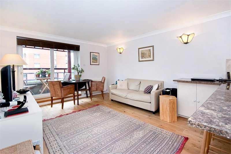 1 Bedroom Flat for sale in CARLTON GATE, ADMIRAL WALK, LONDON