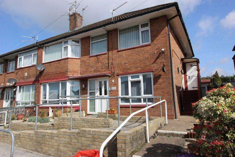 2 Bedrooms Flat for sale in Ebenezer Drive, Rogerstone, Newport, Newport. NP10 9BY