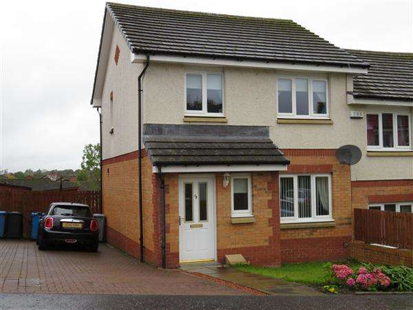 3 Bedrooms Semi Detached House for sale in Graham Wynd, East Kilbride