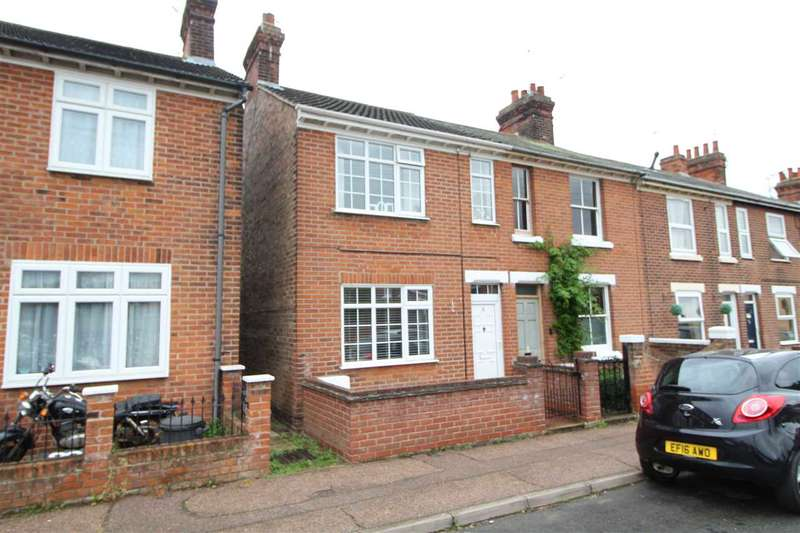 2 Bedrooms End Of Terrace House for sale in Weston Road, Colchester