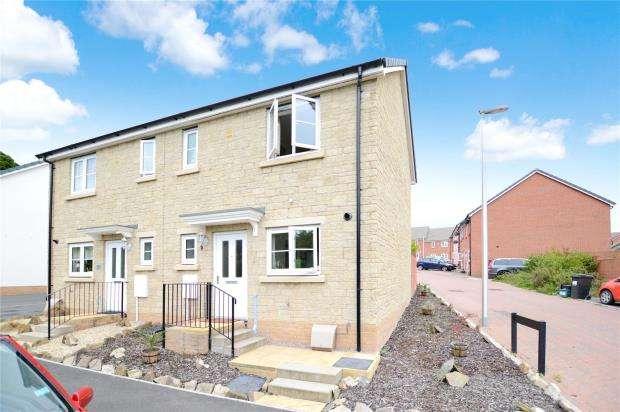 2 Bedrooms Semi Detached House for sale in Poppy Close, Newton Abbot, Devon