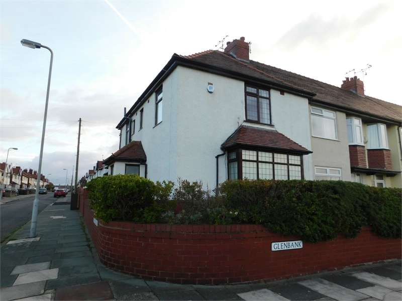 3 Bedrooms End Of Terrace House for rent in Glen Bank, Brighton-le-Sands, LIVERPOOL, Merseyside