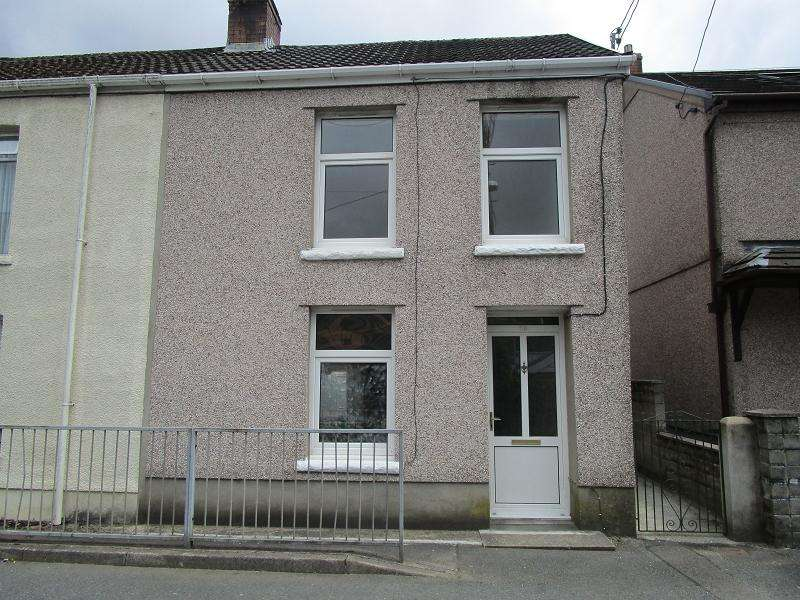 3 Bedrooms End Of Terrace House for sale in Heol Maes Y Dre , Ystradgynlais, Swansea.