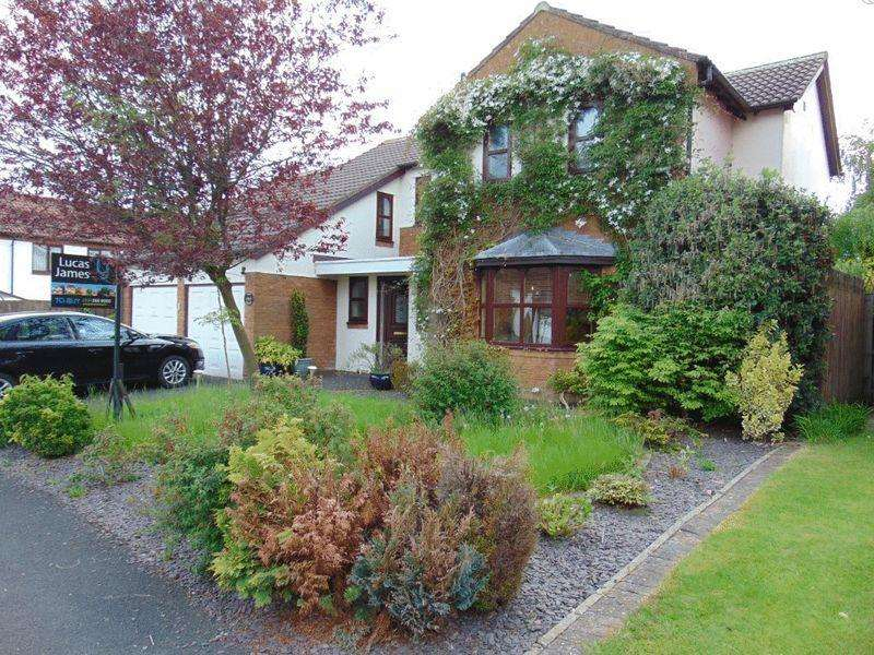 5 Bedrooms Detached House for sale in West Mount, Killingworth, Newcastle Upon Tyne