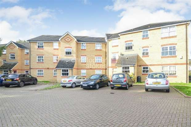 1 Bedroom Flat for sale in Harston Drive, ENFIELD, Middlesex