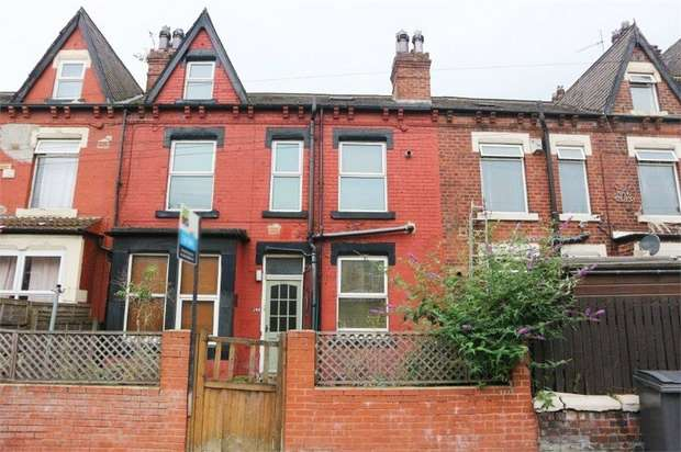 2 Bedrooms Terraced House for sale in Harehills Lane, Leeds, West Yorkshire