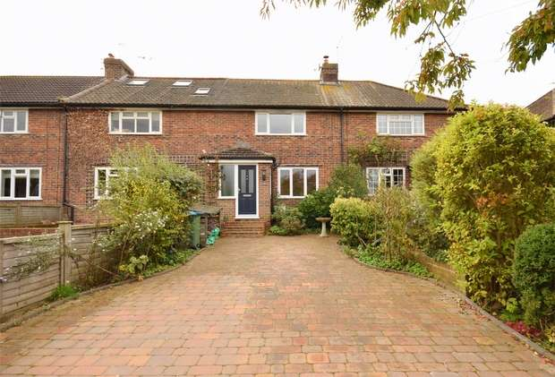 3 Bedrooms Terraced House for sale in 24 Ryecroft Road, Otford, Kent