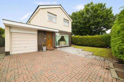 3 Bedrooms Detached House for sale in The Bryony, Tullibody