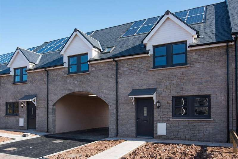 4 Bedrooms Terraced House for sale in Plot 8, Peelwalls Meadow, Ayton, Berwickshire, Scottish Borders