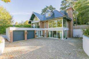 5 Bedrooms Detached House for sale in Fielden Road, Crowborough, East Sussex