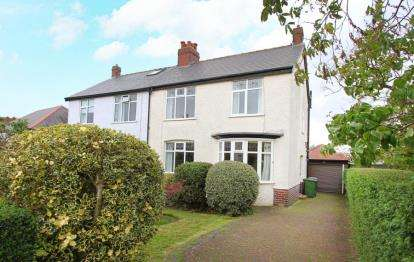 3 Bedrooms Semi Detached House for sale in Barnet Road, Sheffield, South Yorkshire