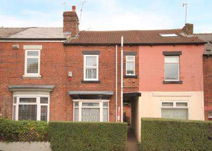 3 Bedrooms Terraced House for sale in Plymouth Road, Sheffield, South Yorkshire