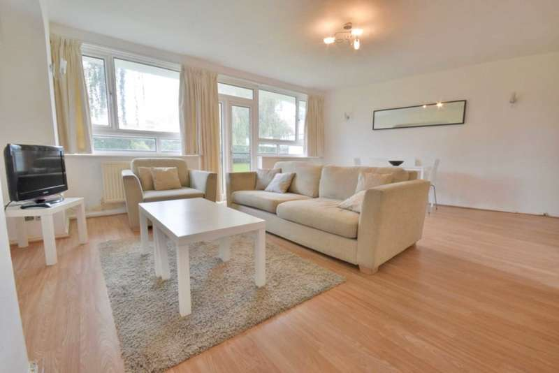 2 Bedrooms Apartment Flat for sale in Chessington Avenue, Finchley
