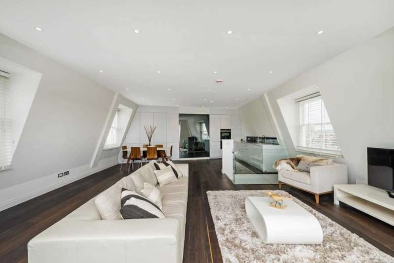 4 Bedrooms Flat for sale in Fulham