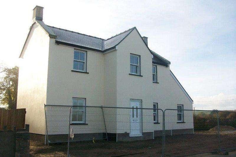 3 Bedrooms Detached House for sale in Hays Lane, Sageston, Tenby, Pembrokeshire