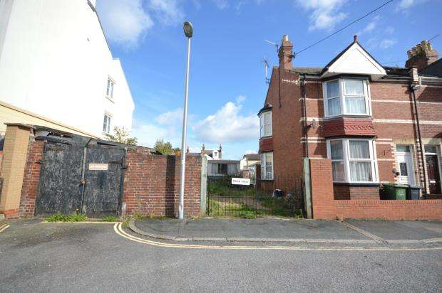 3 Bedrooms End Of Terrace House for sale in Ferndale Road, St Thomas, Exeter, Devon