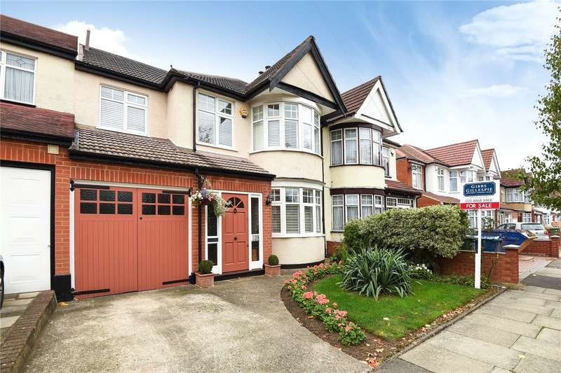 5 Bedrooms House for sale in Alicia Gardens, Harrow, Middlesex, HA3