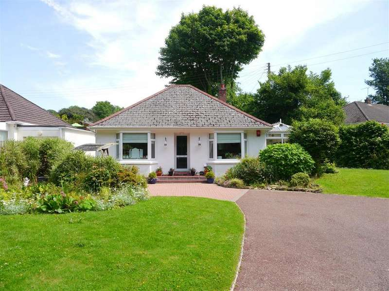 2 Bedrooms Detached Bungalow for sale in Pennys Lane, Par