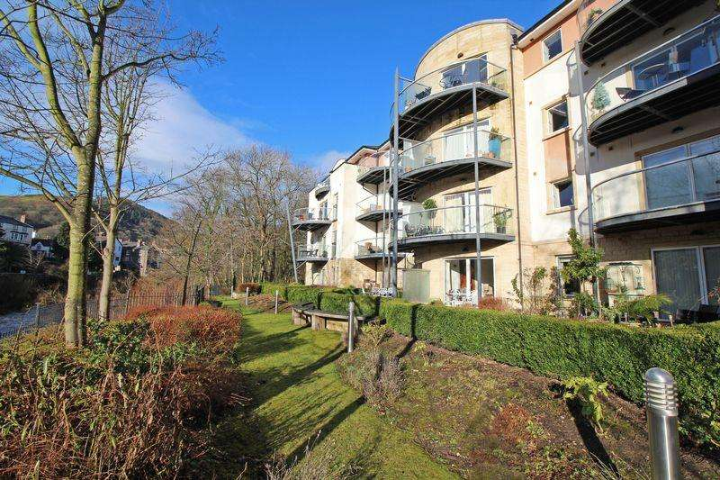 2 Bedrooms Apartment Flat for sale in Lower Dee Mill, Llangollen
