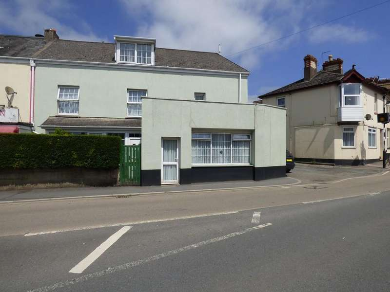 5 Bedrooms Semi Detached House for sale in COTTAGE WITH APARTMENT LARGE WORKSHOP WITH POTENTIAL FOR FURTHER ACCOMMODATION / ANNEX OR BUSINESS