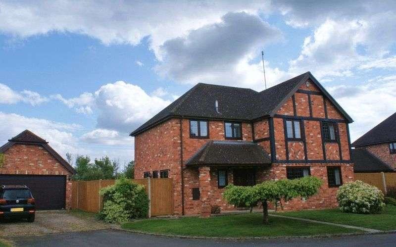 5 Bedrooms Property for sale in Douglas Grange, Hurst