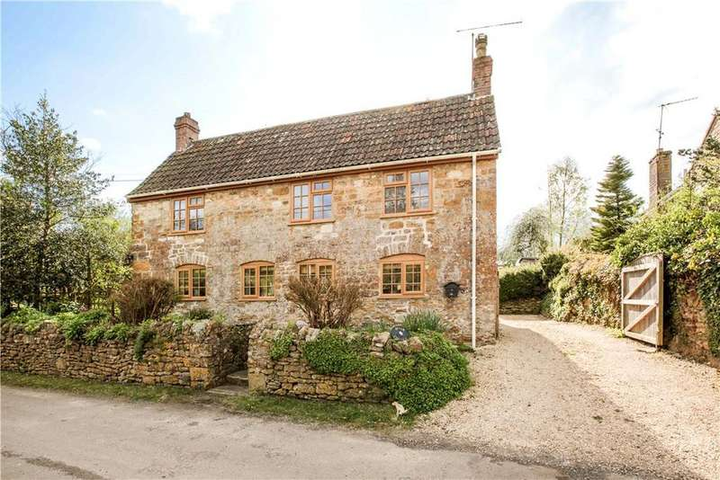 3 Bedrooms Detached House for sale in Middle Ridge Lane, Corton Denham, Sherborne, DT9
