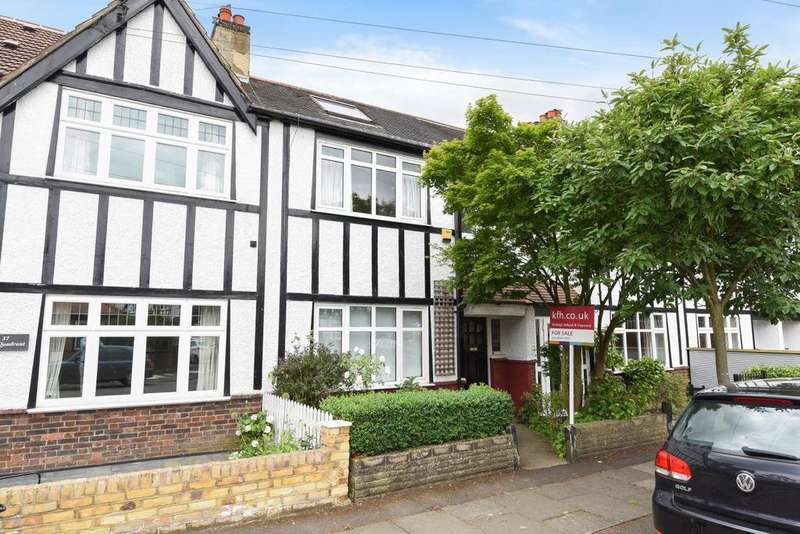 4 Bedrooms Terraced House for sale in The Quadrant, Wimbledon